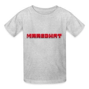 MrRedHat Plain Logo - Kids' T-Shirt