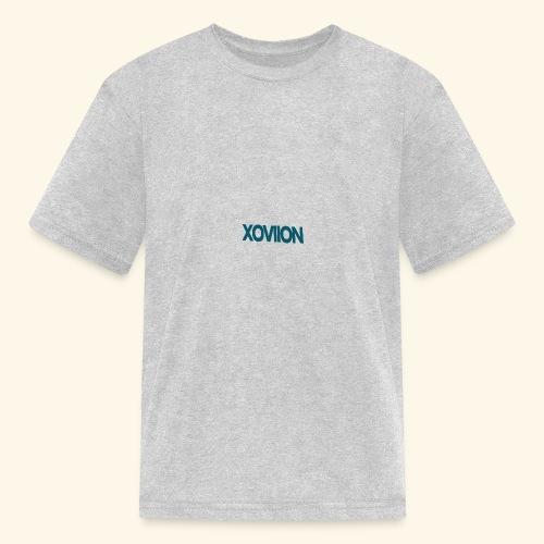 XOVIION logo - Kids' T-Shirt