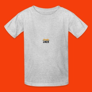 monster jack logo - Kids' T-Shirt