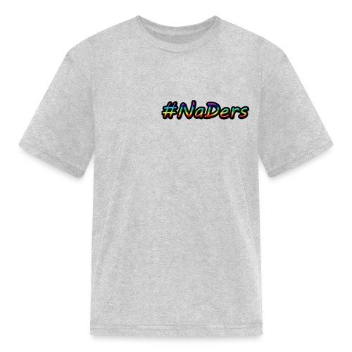 #NaDers (Rainbow) - Kids' T-Shirt
