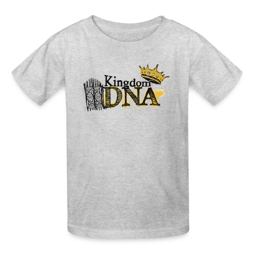 Kingdom DNA - Kids' T-Shirt