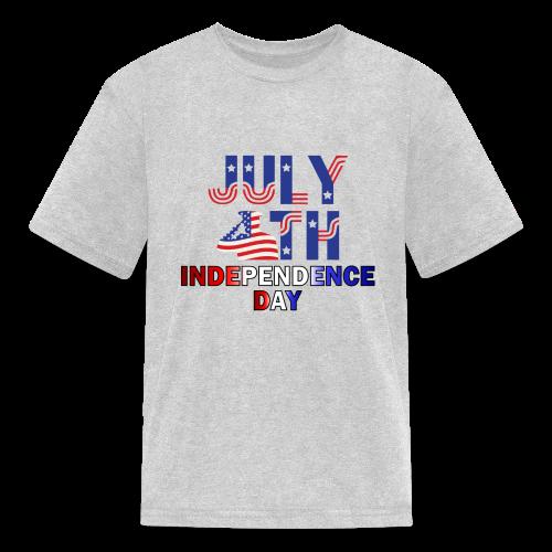UNIQUE DESIGN 4th OF JULY T-SHIRTS - Kids' T-Shirt