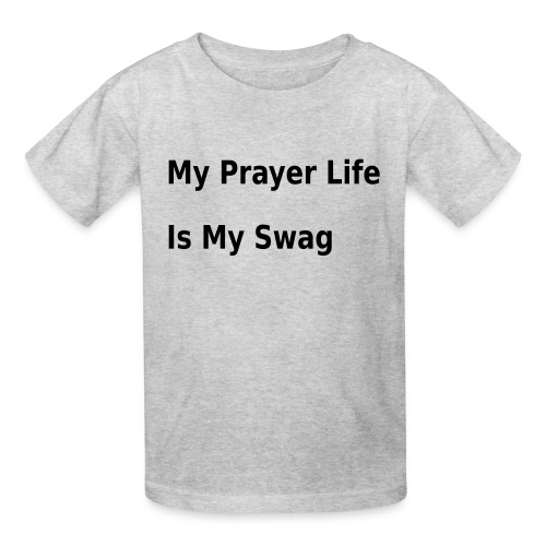 Prayed Up - Kids' T-Shirt