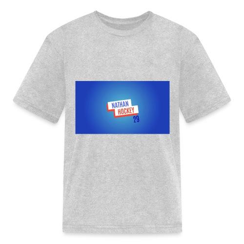 Nathan Hockey 29 - Kids' T-Shirt