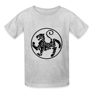 Shotokan-Tiger_black - Kids' T-Shirt