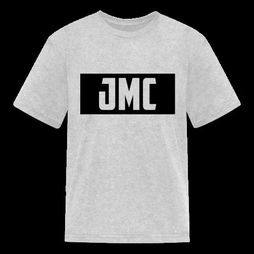 JMC's Black Logo - Kids' T-Shirt