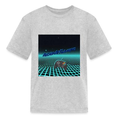 AIdenAtGaming - Kids' T-Shirt