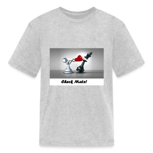 Check Mate! - Kids' T-Shirt