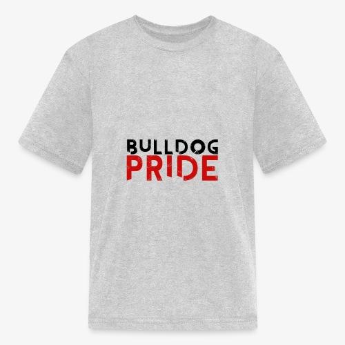 Bulldog Pride - Kids' T-Shirt
