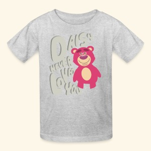 Daisy never loved you - Kids' T-Shirt