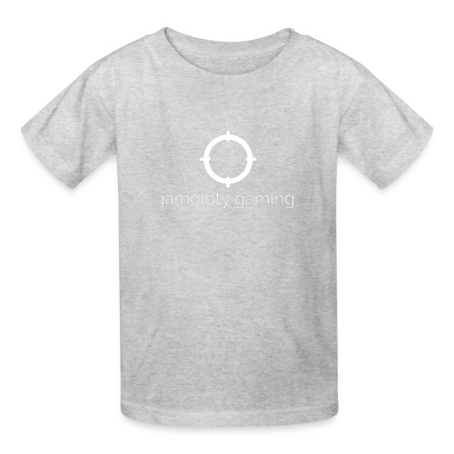jamoloty gaming white - Kids' T-Shirt