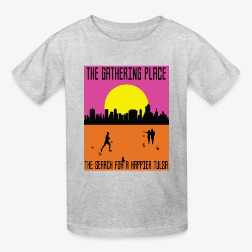 The Gathering Place - Kids' T-Shirt