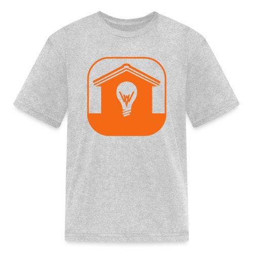 WVHSN logo only - Kids' T-Shirt