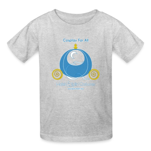 Cosplay For All: Cinderella - Kids' T-Shirt