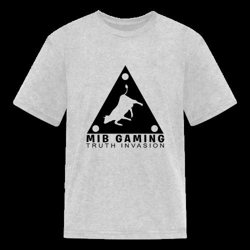 MIB LOGO: TRUTH INVASION TRIANGLE UFO - Kids' T-Shirt