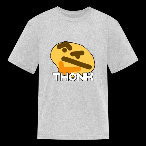 thonkerboi - Kids' T-Shirt
