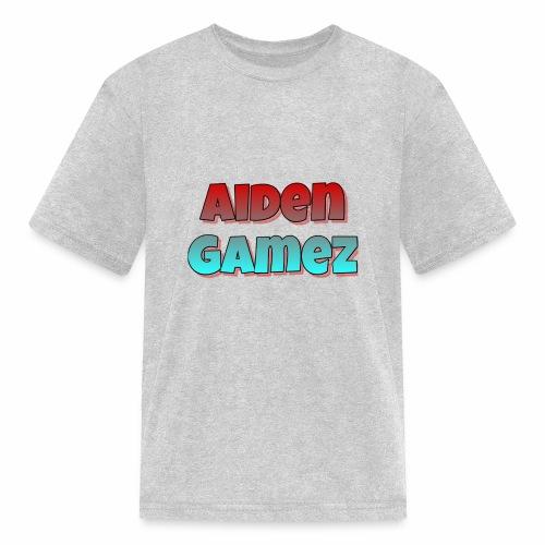 aidengamez - Kids' T-Shirt