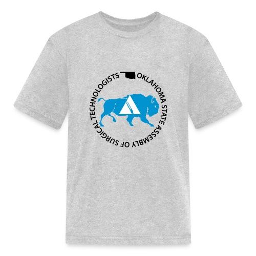 OKSAlogowhite - Kids' T-Shirt