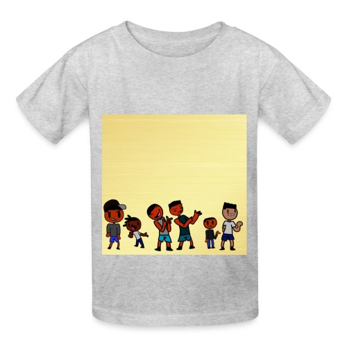 J squad golden legacy - Kids' T-Shirt
