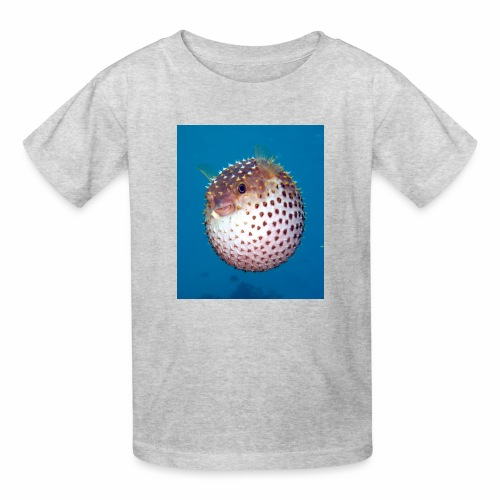 Puffer Up - Kids' T-Shirt