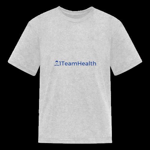 1TeamHealth Simple - Kids' T-Shirt
