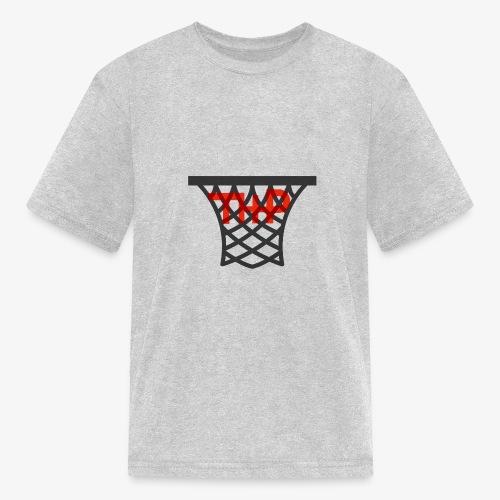 Hoop logo - Kids' T-Shirt