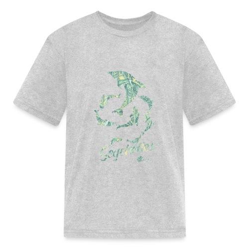 dolphin spiral - Kids' T-Shirt