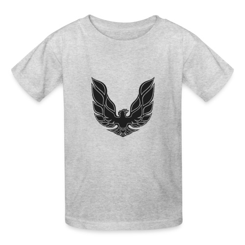 trans am logo - Kids' T-Shirt