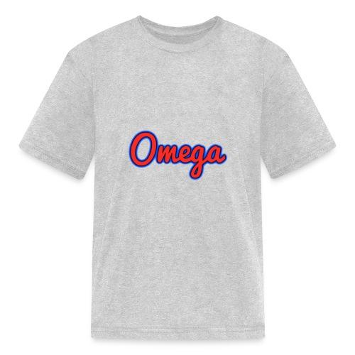 Omega Youth - Kids' T-Shirt