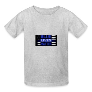 blue-lives-matter-membership-1-1024x538 - Kids' T-Shirt