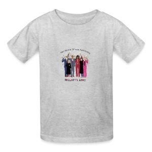 The Order of the Pantsuits: Hillary's Army - Kids' T-Shirt
