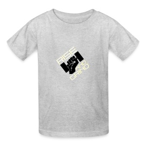RISE AND GRIND - Kids' T-Shirt