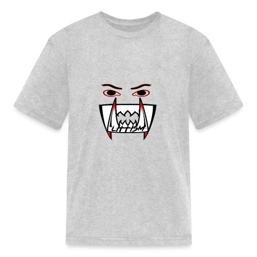 Littism Vampire Glory Face - Kids' T-Shirt