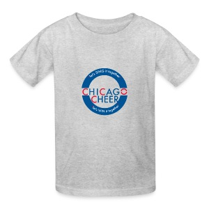 CHICAGO CHEER.com - Kids' T-Shirt