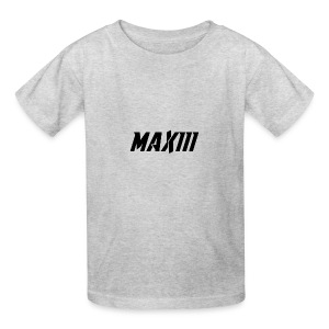 Maxiii Official Shirt Logo! - Kids' T-Shirt