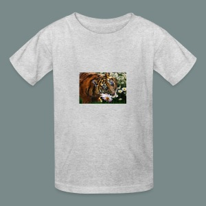 Tiger flo - Kids' T-Shirt