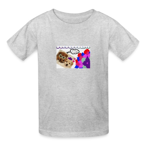 Im Cute Merchandise - Kids' T-Shirt