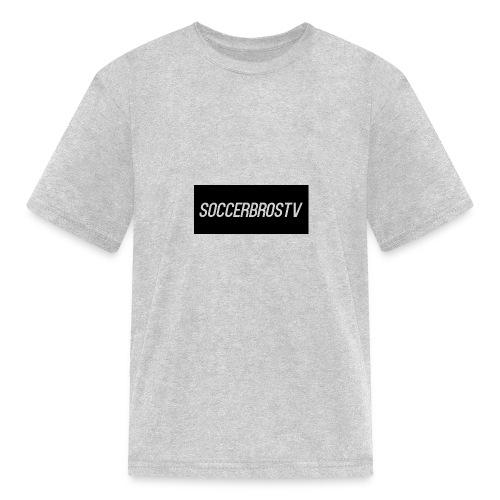 SoccerBrosTv - Kids' T-Shirt
