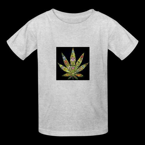 Marijuana - Kids' T-Shirt
