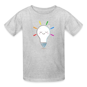 Lighten Up - Kids' T-Shirt