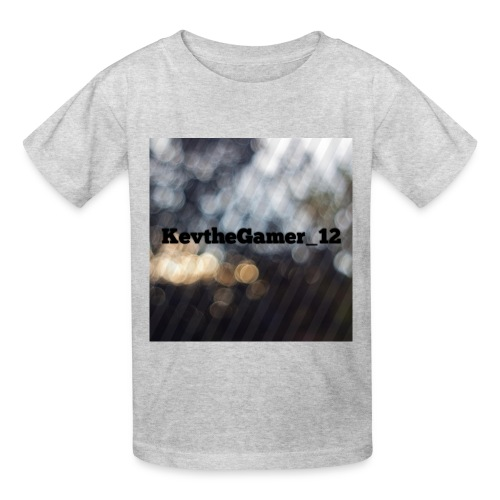 The KevtheGamer_12 store - Kids' T-Shirt