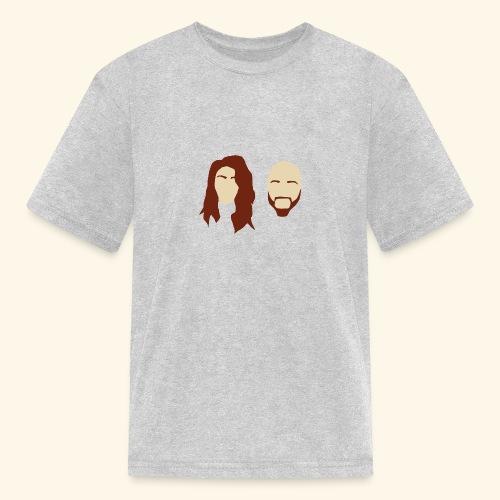 Filmed By Us Logo - Kids' T-Shirt