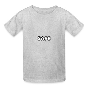 S.A.F.E. CLOTHING MAIN LOGO - Kids' T-Shirt