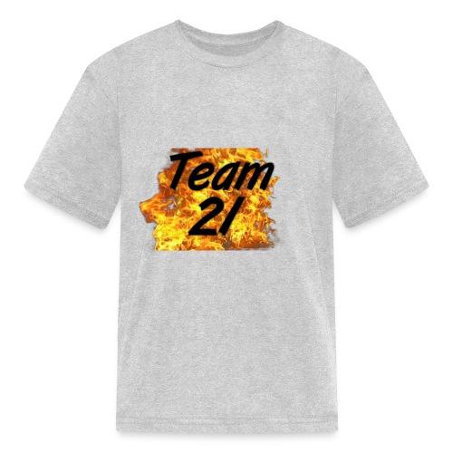 Team22Fire - Kids' T-Shirt