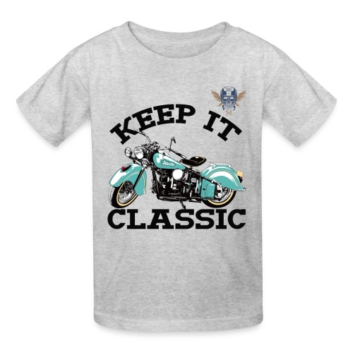keep it classic1 - Kids' T-Shirt
