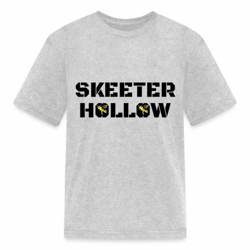 Skeeter Hollow honeybees - Kids' T-Shirt