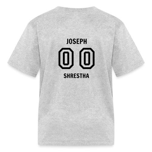 Joseph Shrestha's Jersey - Kids' T-Shirt