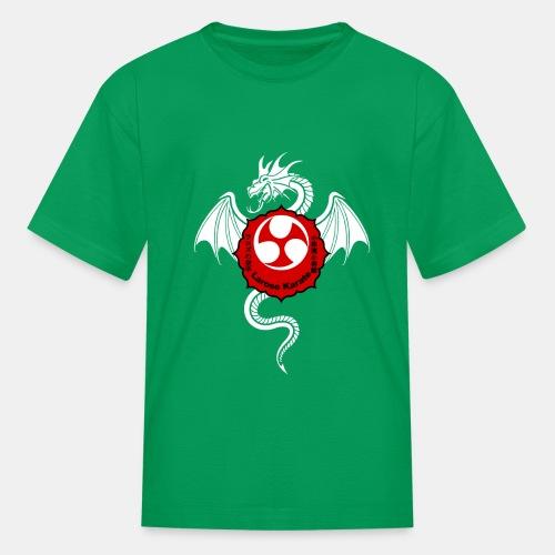 Dragon (W) - Larose Karate - Design Contest 2017 - Kids' T-Shirt