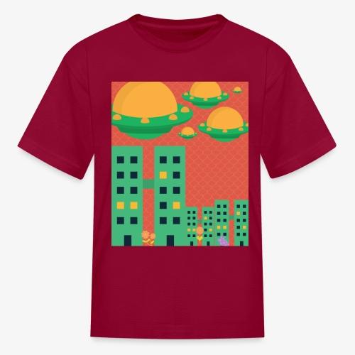 wierd stuff - Kids' T-Shirt