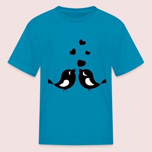 Love Birds - Kids' T-Shirt